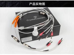 荷兰Crystal Cable晶彩 Reference 参考喇叭线
