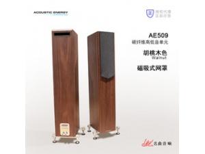 英国AE509旗舰落地箱名曲音响代理Acoustic energy原厂行货质保